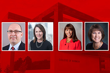 Four Business Alumni to Share Executive Insights, Oct. 18