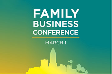 Family Business Conference Examines Change