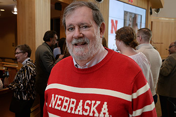 Gentry Retires After 32 Years of Service at Nebraska