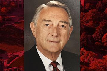 Former Dean Goebel Dies, Revered for Service to Nebraska