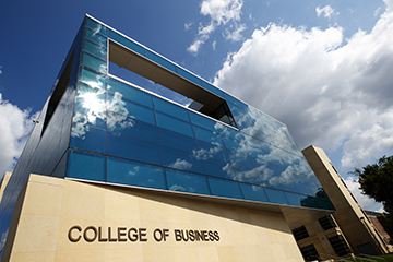College of Business Building to be Named Howard L. Hawks Hall