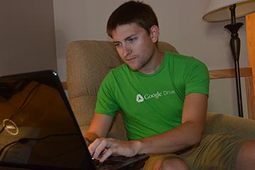 Raikes Alumnus Brings Business Sense to Google