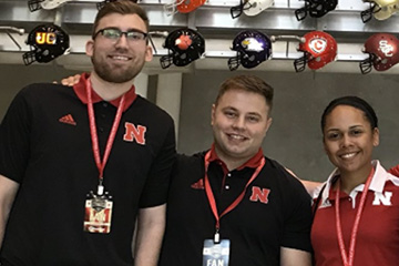 Three MAIAA Students Attend NCAA Regional Rules Seminar