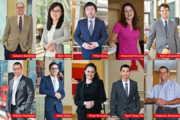 Ten New Faculty Strengthen Teaching and Research at Nebraska Business