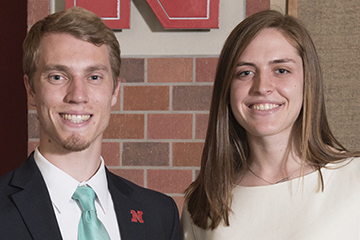 Business Students Named Outstanding Leaders