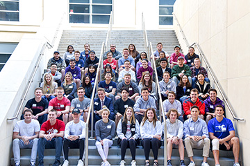 Fifty-Six Students Travel to Oxford for Summer