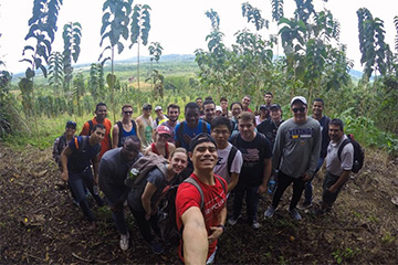 Students Develop Marketing, Tourism Plans in Panama