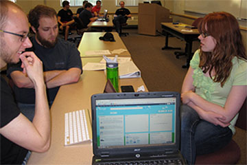 Raikes Business Students Learn Digital Marketing Methods