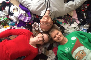 Single Sock Problem Leads to Nonprofit Startup for Students