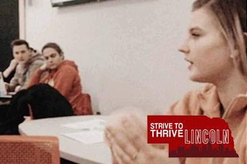 Strive to Thrive Student Blog - Spring 2019