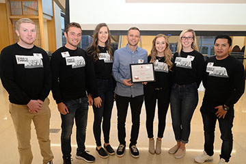 Students Learn Philanthropy to Carry Into Careers