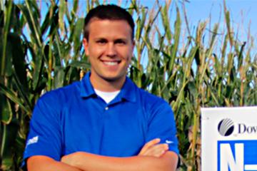 Agribusiness Major Turns Internship into Full Time Job