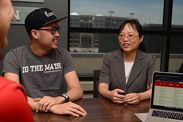 Lin Advances Discovery Through Web Application